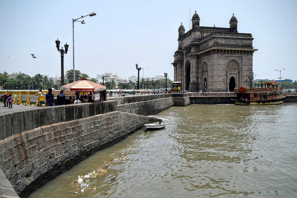 Мумбаи, Врата Индии