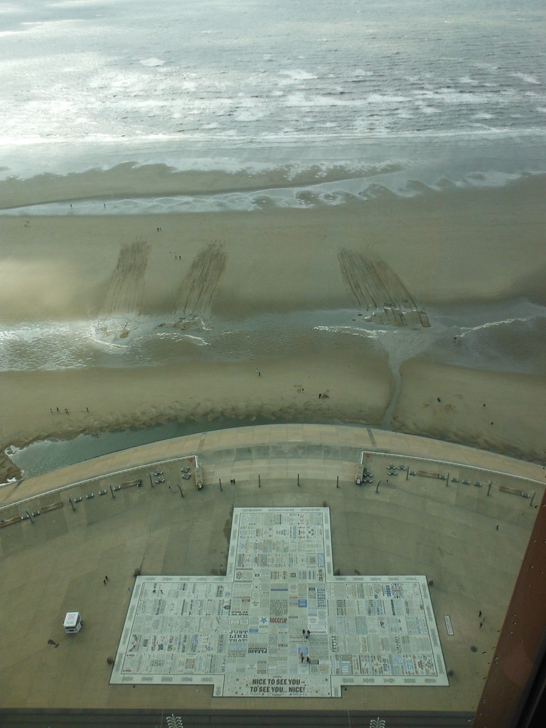 View From Blackpool Tower 3
