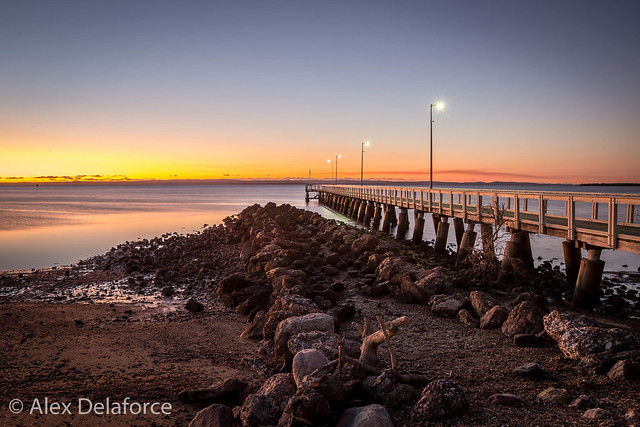 Wellington Point Jetty at Sunrise.jpg