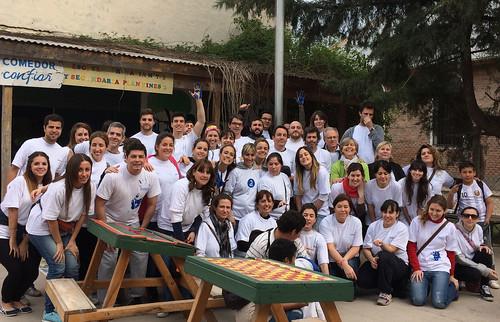 Amadeus Volunteer Day 2015 México