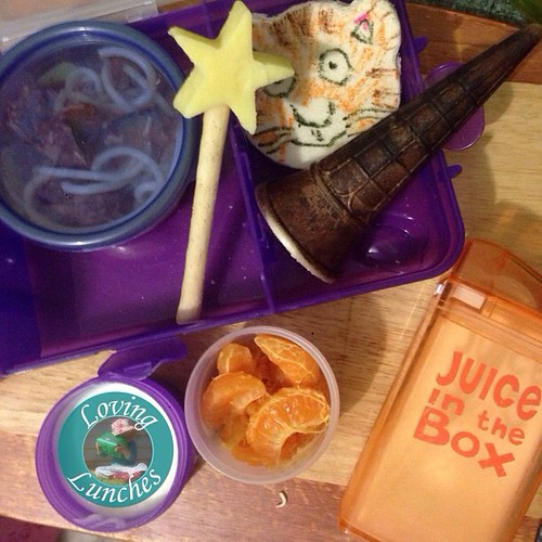 Loving tomorrow's #roomonthebroom inspired @nudefoodmovers … #bookweek #iloveNFM #iloveSMASH @smashenterprises #juiceinthebox