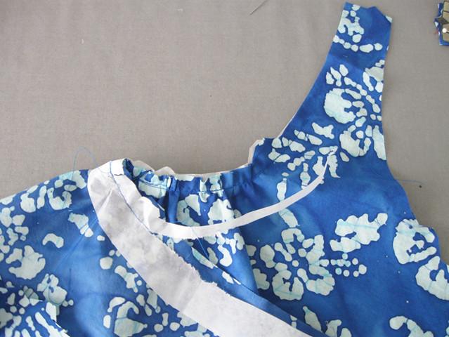 blue batik gathering guide
