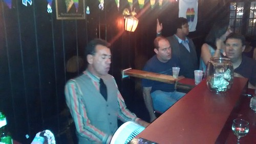New York Marie's Crisis Bar Aug 15
