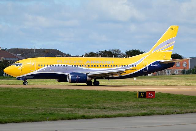 F-GZTA Boeing 737-33VF