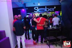 Sensato del Patio @ Sober Lounge