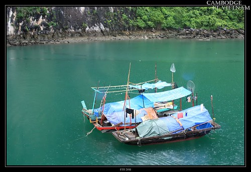 Jour 17 : 18 août 2011 : Baie de Ha Long