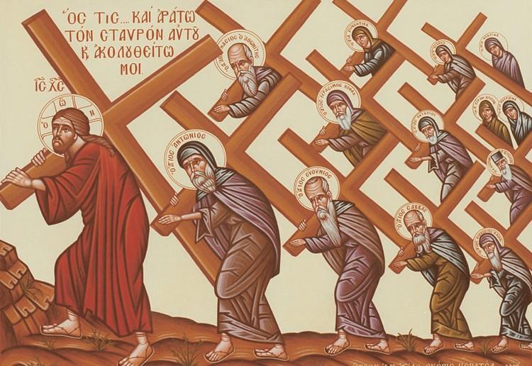 luarea crucii