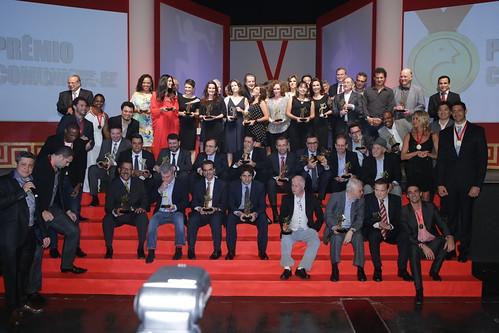 Prêmio Comunique-se - 2015