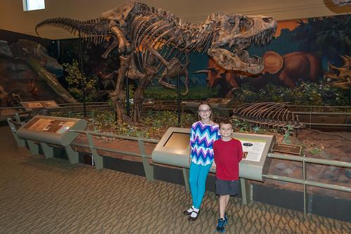 Evy & Brandon & T. Rex