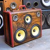 Latest WoodGrain Off to LA - #BoomCase #BoomBox #Vintage