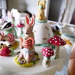 Rabbit will be serving tea at Art on the Avenue in Alexandria, VA on Oct 3!