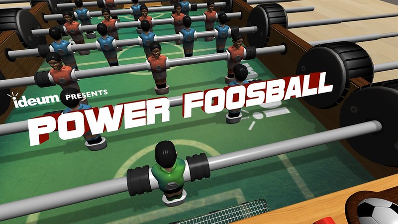 Power Foosball