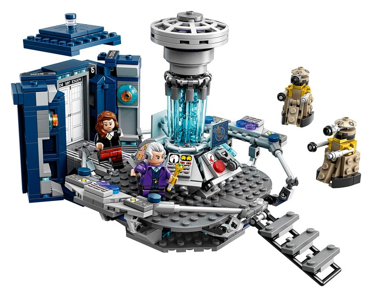 [LEGO] Licence Doctor Who 21789076790_7b9a362383_b