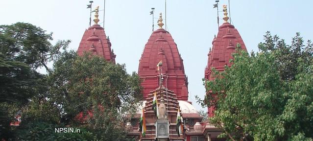 श्री दिगंबर जैन लाल मंदिर (Shri Digambar Jain Lal Mandir) - Chandni Chowk, Delhi 110006