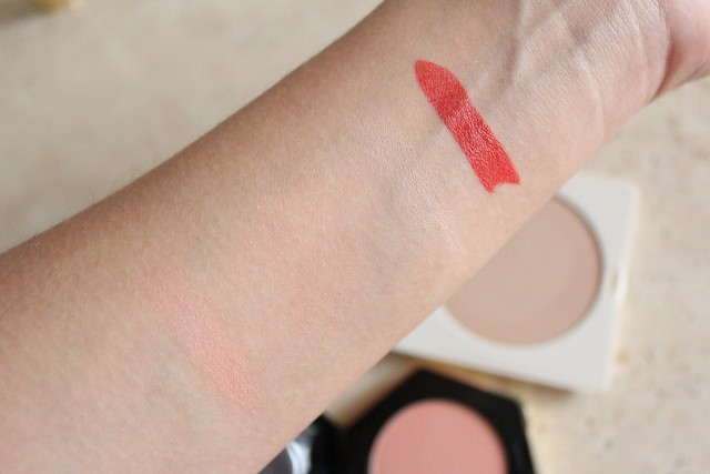 h&m beauty review and swatches
