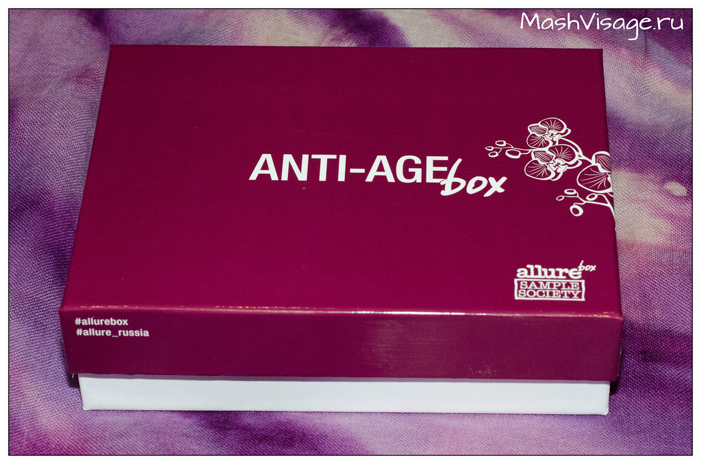 Allurebox anti-age отзыв