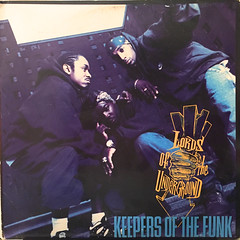 LORDS OF THE UNDERGROUND:KEEPERS OF THE FUNK(JACKET A)