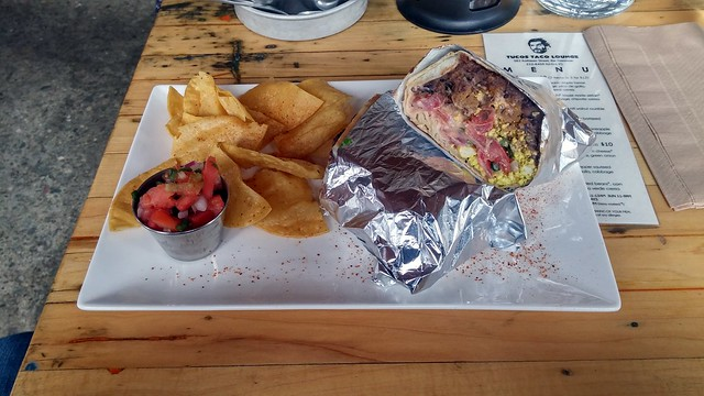 Tuco's Taco Lounge - Sierra Madre Burrito