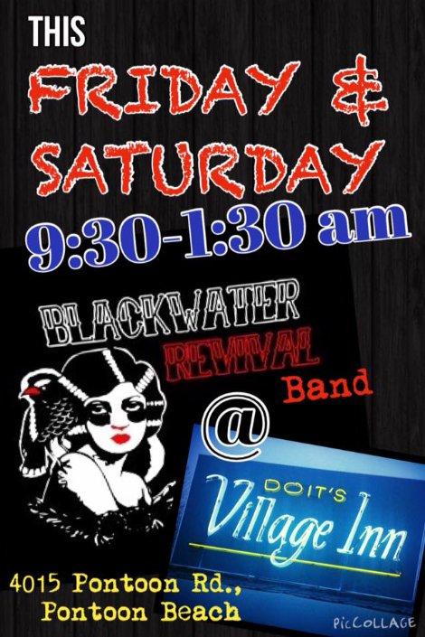 Blackwater Revival 10-9, 10-10-15