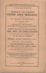 Woodward Coburn sale 1863