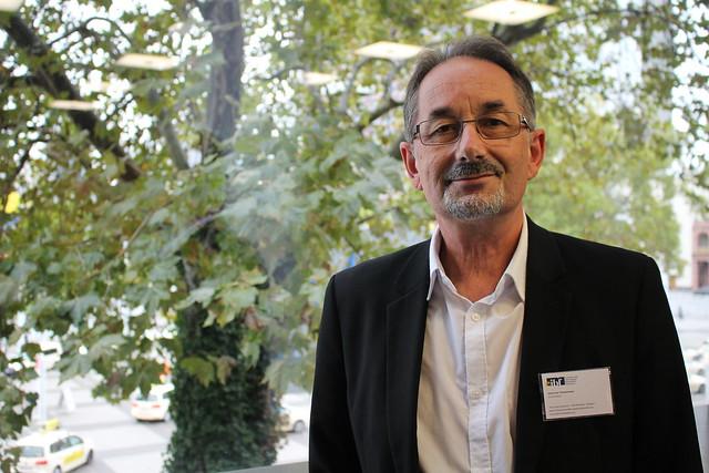 Jean-Luc Treutenaere (EIBF) - Frankfurt Buchmesse 2015
