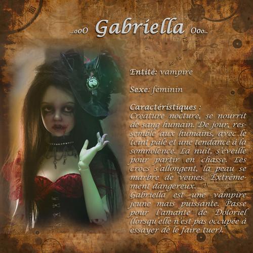 Steampunk Gaby ID