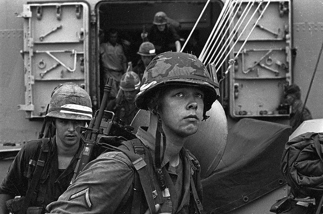 Photos From 1965 Vietnam by Francois Sully / NEWSWEEK