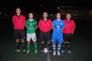 Copa Federación VIL 0-3 EXT