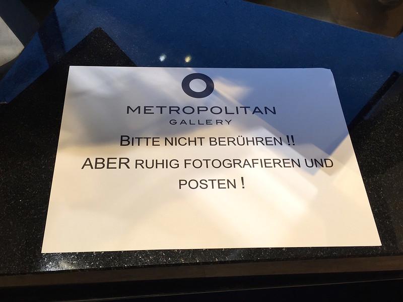 Hornsleth, Metropolitan Gallery Hamburg