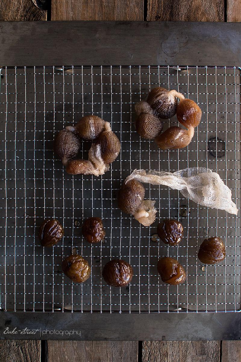 Cómo hacer Marrons Glacés