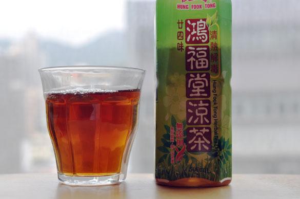 鴻福堂涼茶 - 香港で漢方飲料を飲み比べ