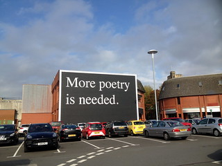 More poetry is needed