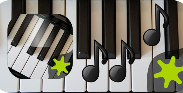 Codecanyon Piano Instrument Application with Admob