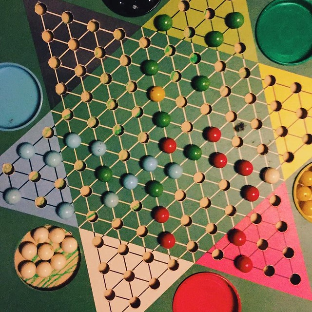 Chinese Chess board game