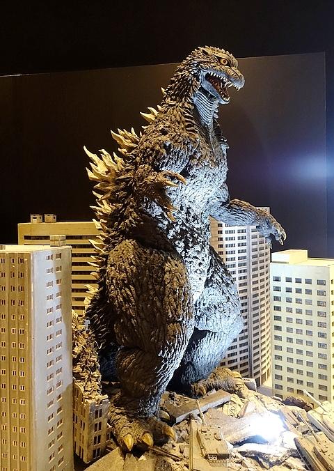 東京住宿哥吉拉酒店10