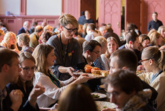 Meaning 2015 - Louise at lunch