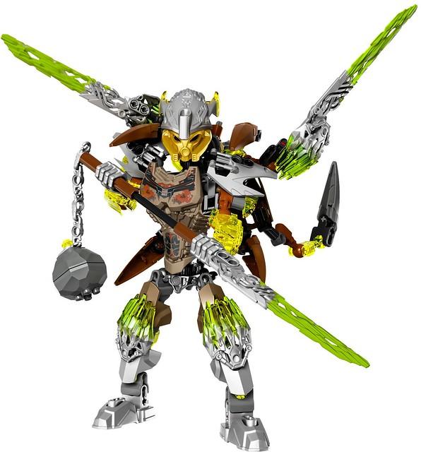 LEGO Bionicle 71306 - Pohatu - Uniter of Stone