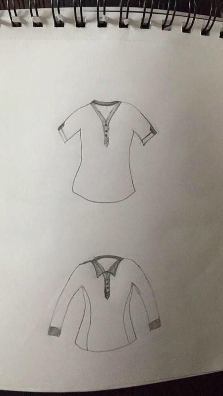KBSD Penley Sketch Original