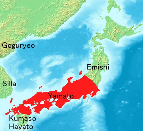 Japon-Yamato