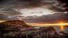 Ynys Llanddwyn Island Sunset