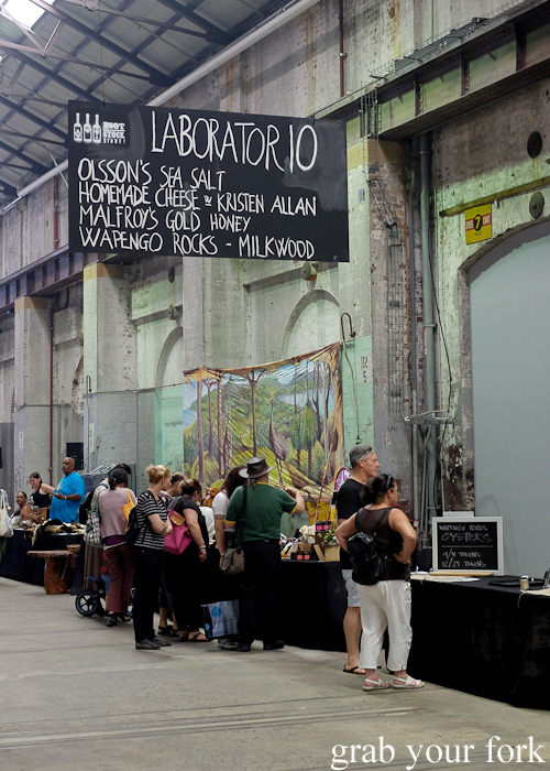 Laboratorio pavilion at Rootstock Sydney 2015