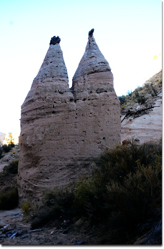 Solt Canyon Trail, Kasha Katuwe Tent Rocks National Monument (10)