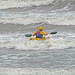 Small photo of Canoeist