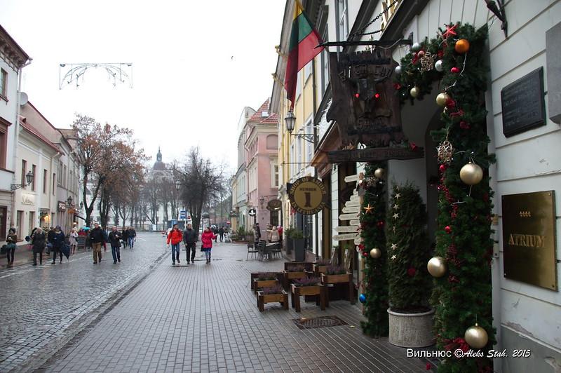 Вильнюс на Рождество 013