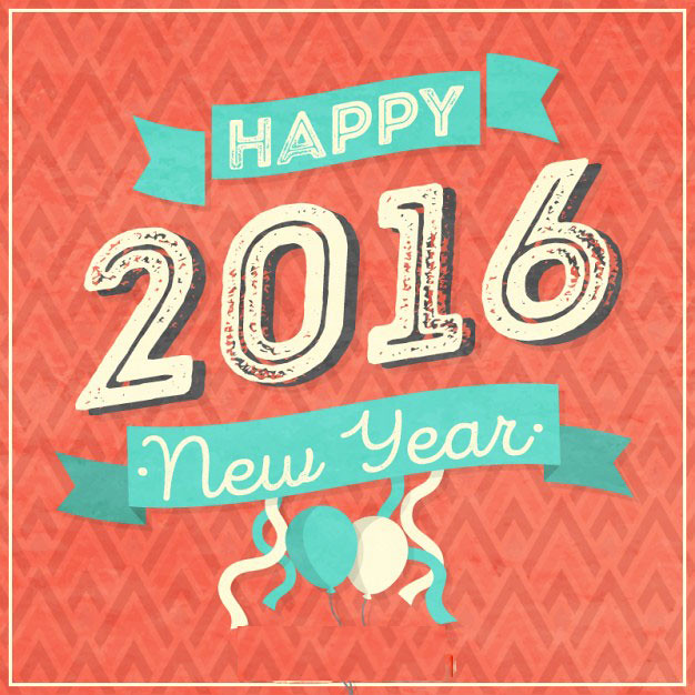 happy-2016-card-in-vintage-style