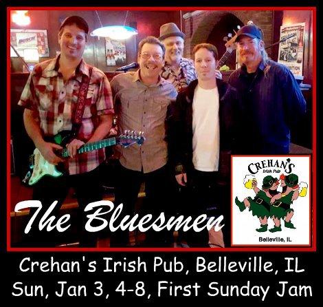 The Bluesmen 1-3-16