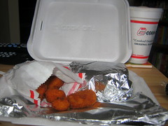 Cook Out Tray And Shake.