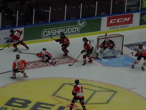 Malmö Redhawks 2:1p Karlskrona HK