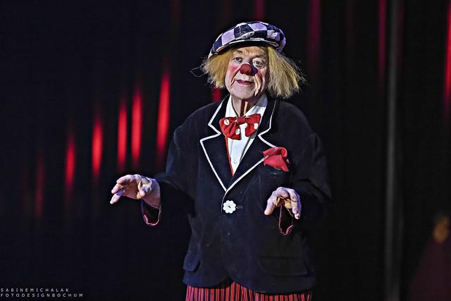 [Weltcircus-Festival Essen / 01.01.2016 - Oleg Popov]