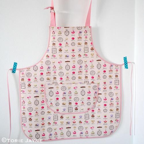 Maisy's apron